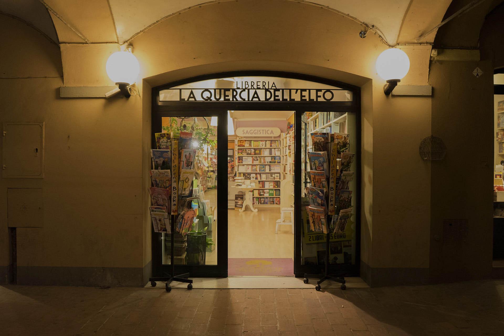 Libreria La Quercia dell'Elfo - Vignola, Modena